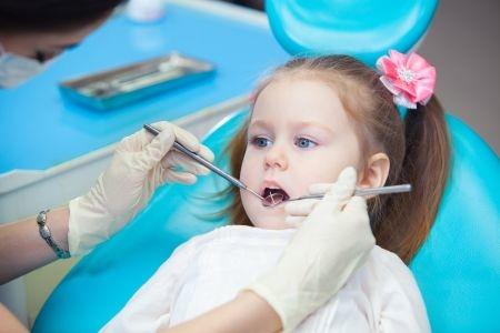 Dentista per bambini Visita Roma